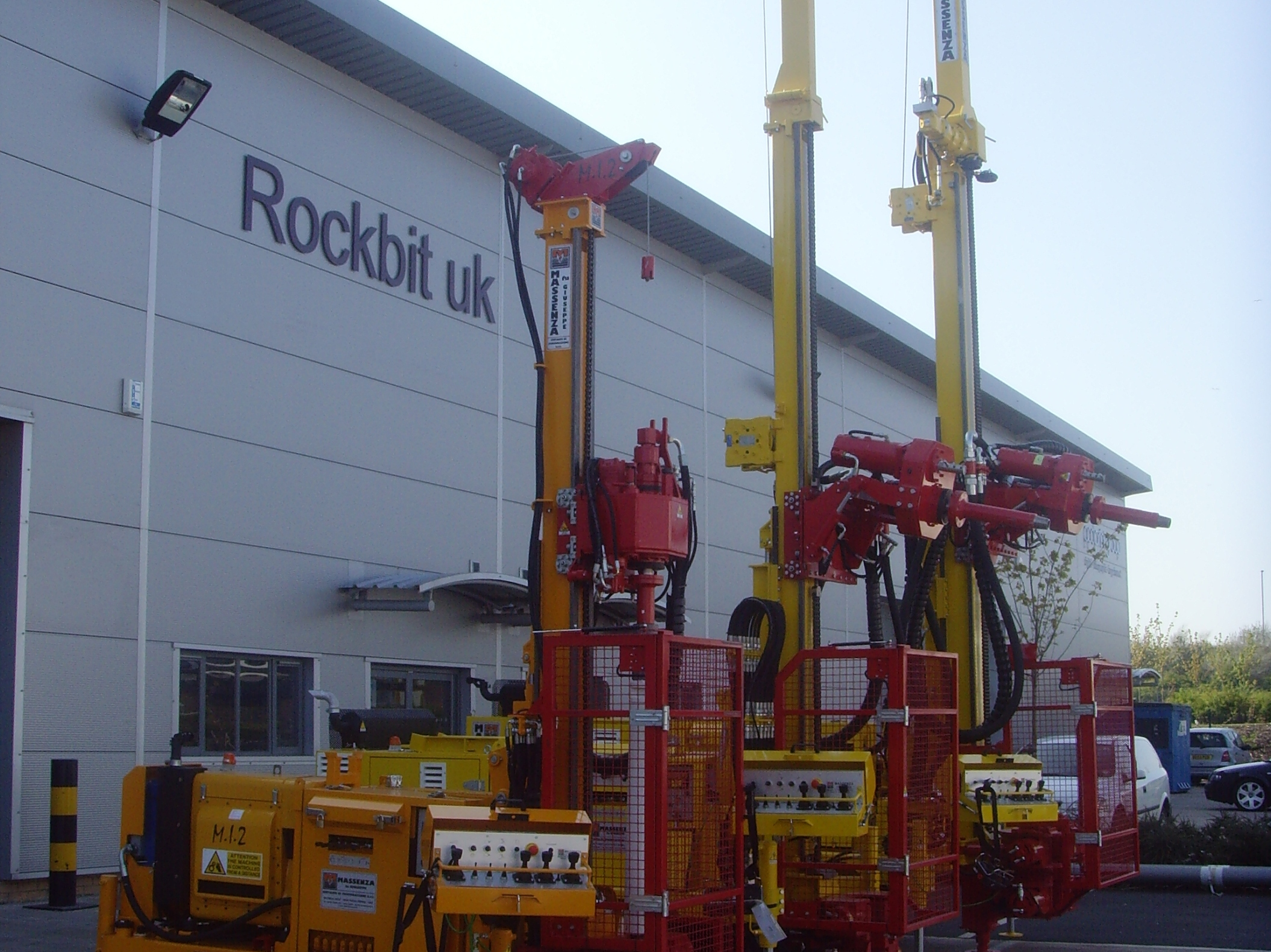 Rockbit LTD | Drilling Systems & Consumables